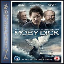MOBY DICK - William Hurt **BRAND NEW DVD**
