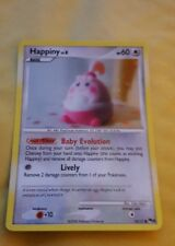 POKEMON PROMO CARD - POP SERIES 8 - HAPPINY #14/17 (HOLOFOIL)