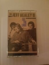 JEFF HEALEY BAND SEE THE LIGHT CASSETTE,, GREAT TUNES FAST SHIP!