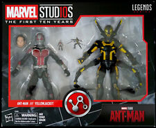 ANT-MAN & YELLOWJACKET MARVEL LEGENDS 10TH YEAR ANNIVERSARY FIGURE * IN STOCK