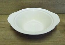 Woods Ivory Ware White Vegetable Tureen - No Lid