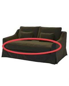 IKEA FARLOV Cover for Sofa Djuparp SEAT COVER ONLY 604.786.16   B50