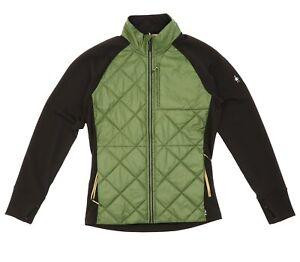 Smartwool Men's Smartloft 120 Jacket in Green  Size M 81165