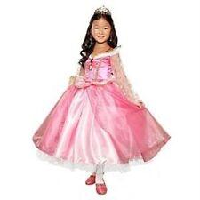 Disney Store Deluxe Sleeping Beauty Costume Dress Exquisite Design M 7 8
