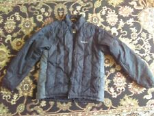 TIMBERLAND Warm Winter Mens Black Water Proof JACKET Coat Size L
