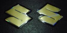 S GSX R RX GSXR 125 250 600 750 1000 1100 Hayabusa BANDIT Sticker Decal Parts x2