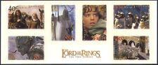 Nueva Zelanda 2002 Señor De Los Anillos/Película/Cine/hobbits/Gandalf/caballos 6 V S/a STP (s2703)
