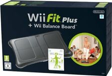 Wii Fit Plus Nintendo Balance Board Nera simulazione