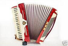 SILETTA GERMAN PIANO ACCORDION 120 BASS FULL WORK ACORDEON ACCORDEON WELTMEISTER