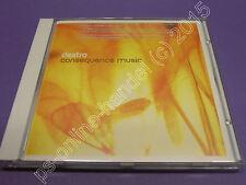 CD dextro-consequence Music (i-090) 8 tracks UE 2007 Mogwai Sigur Ros