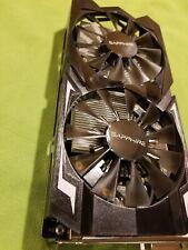 Sapphire Graphics card Radeon RX 460 4G GDDR5 PCI-E  HDMI/DVI-D/DPOC