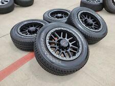 20 Ford F 250 F 350 Roush Oem Beadlock Wheels Tires 2017 2018 2019 2020 2021