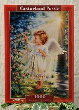 Castorland 1000 piece jigsaw - 'An Angel's Touch'