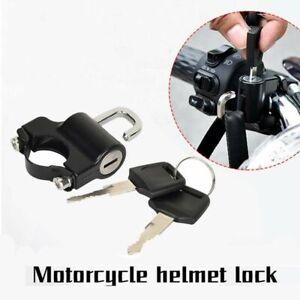 Motorbike Dirt Bike Helmet Lock Helmet Hook Handlebar Lock Motorcycle