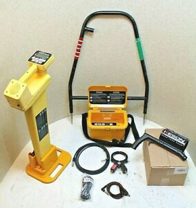 3M DYNATEL 2273 CABLE/PIPE/FAULT LOCATOR w/ 2205 &  A-FRAME (100% TESTED)