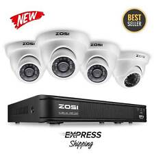 Security Camera System 1080P Wireless DVR Kit HD IR WIFI CCTV Outdoor/Indoor Cam