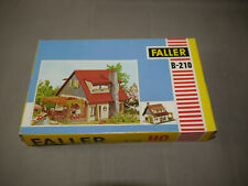 Faller B-210 Wohnhaus Haus  Bausatz H0  (K14 )