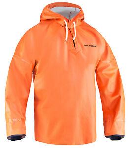 Grundens Brigg Anorak 34 orange