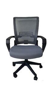 Ergo HQ Kairo Ergonomic Computer Desk Chair Home Office Easy Fold Out Adjustable