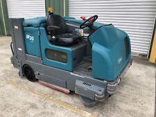 Tennant M30 Sweeper Scrubber 2010 Model