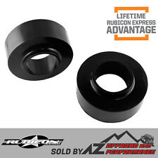 """Rubicon Express 1.75"""" Front Coil Spring Spacers 07-18 Jeep Wrangler JK RE1325"""