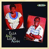 Ella Fitzgerald & Louis Armstrong Again (180g Vinyl LP) NEW/SEALED