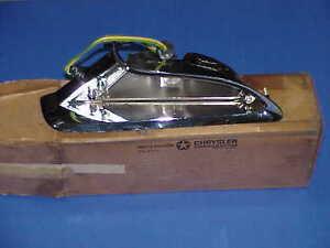 1961 1962 NOS MoPar Park Lamp Housing Chrysler 300 New Yorker 1961 DeSoto