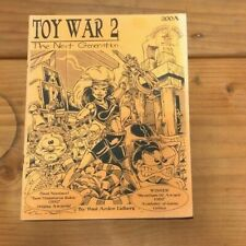TOY WAR 2 The Next Generation Crunchy Frog Enterprise 200A by Paul Arden Lidberg