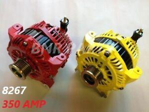 350 AMP 8267 Alternator Lincoln Navigator Blackwood High Output HD Performance