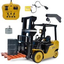 FORKLIFT TRUCK 1:8 RC REMOTE CONTROL IDEAL PRESENT TOY CHRISTMAS XMAS GIFT AU