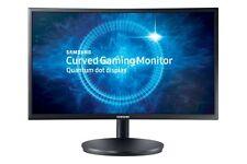 Samsung c24fg70fqu 24 Zoll LED 144Hz 1ms Gaming gebogen Monitor - Full HD, 1ms