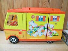 Vintage 1971 Barbie Country Camper Rv Toy
