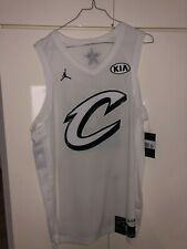 Lebron James 2018 NBA ALL Star Game Nike Jersey Authentic sz 48