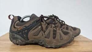 Merrell Chameleon 3 - Dark Earth / Espresso - Men's Walking / Hiking Shoes - UK8
