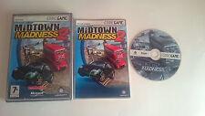 MIDTOWN MADNESS 2 II PC CD-ROM ORDENADOR ESPAÑA.BUEN ESTADO