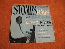 James P. Johnson/ Stomps, Rags & Blues: Rent Party Piano/ Blue Note/ 1951/ 10""