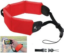 XT Floating Camera Strap For Olympus Tough TG-850 TG-820 TG-320 TG-3 TG-1 725