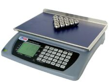 NEW Amcells ACS Series Stainless Steel Base Platform Scale