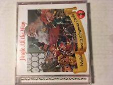 SEALED CD - COCA-COLA - WORLD'S FAVORITE CHRISTMAS CAROLS - JINGLE ALL THE WAY