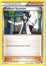Pokemon: 1x Professor Sycamore - 107/122 - Uncommon - Nm-Mint Xy Breakpoint