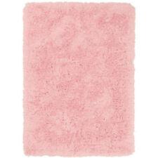 Wissenbach Kinderteppich - Shaggy Kids - rosa ca 110 x 160 cm Hochflor Teppich