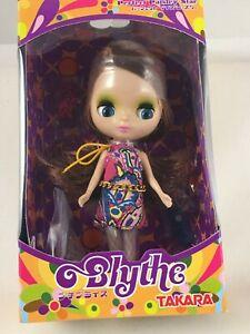 """Petite Blythe Perfect Paisley Star ~ Takara Hasbro ~ P-PBL-04 ~ 4"""" (11cm) *NRFB"""