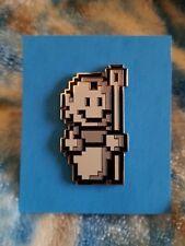 Pinny Arcade PAX SMB3 Blind Box Set Statue Mario Pin Super Mario Bros 3 Tanuki