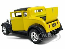 1929 FORD MODEL A YELLOW 1:24 DIECAST MODEL CAR BY MAISTO 31201