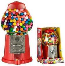 More details for gumball machine bubble gum sweet dispenser mini retro candy vending vintage toy