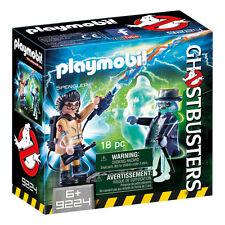Playmobil Cazafantasmas Spengler y Ghost 9224 Nuevo
