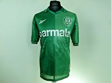 Palmeiras Home football shirt 1997 - 1998 soccer JERSEY REEBOK #10 SIZE L  ADULT
