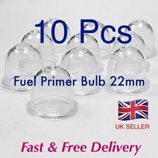 10 Primer Bulbs For STIHL ECHO HOMELITE RYOBI HUSQVARNA ETC 22mm