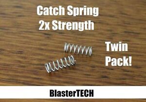 Catch Spring Upgrade Spring - 2x Strength - Twin Pack - for Nerf Blaster