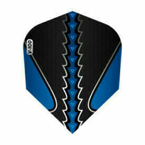 Viper V100 Flux Blue Standard Dart Flights